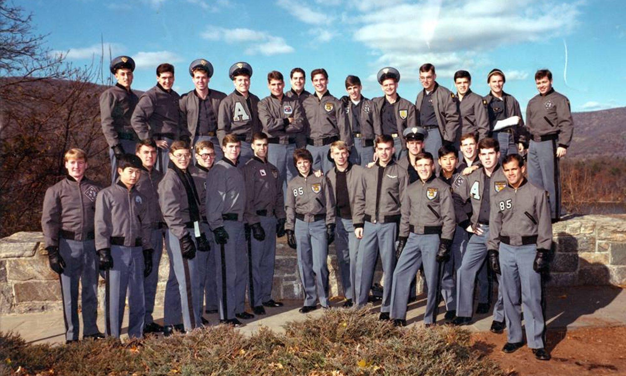 Company A-4, USMA '85