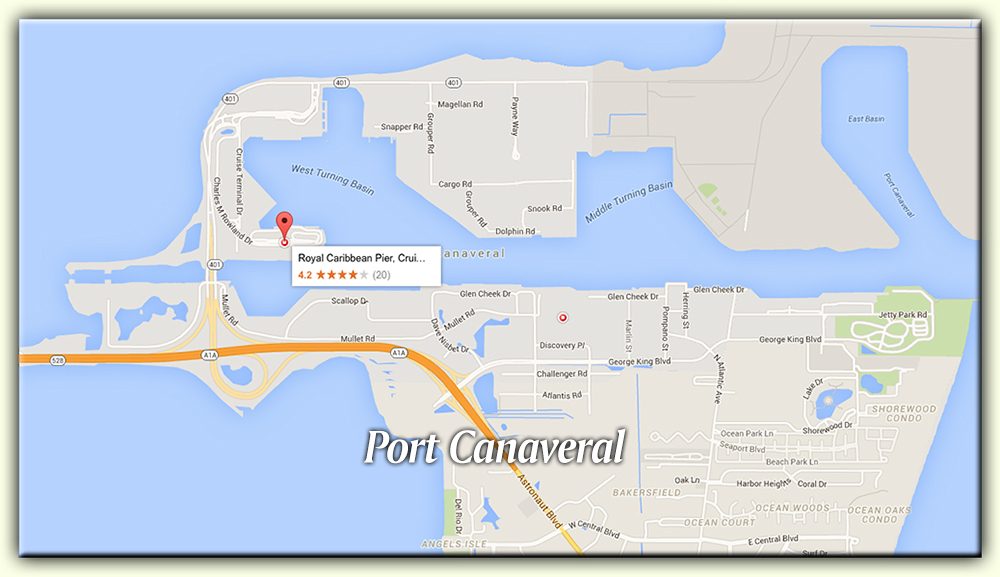 AWON Florida Conference Page - Where is port canaveral