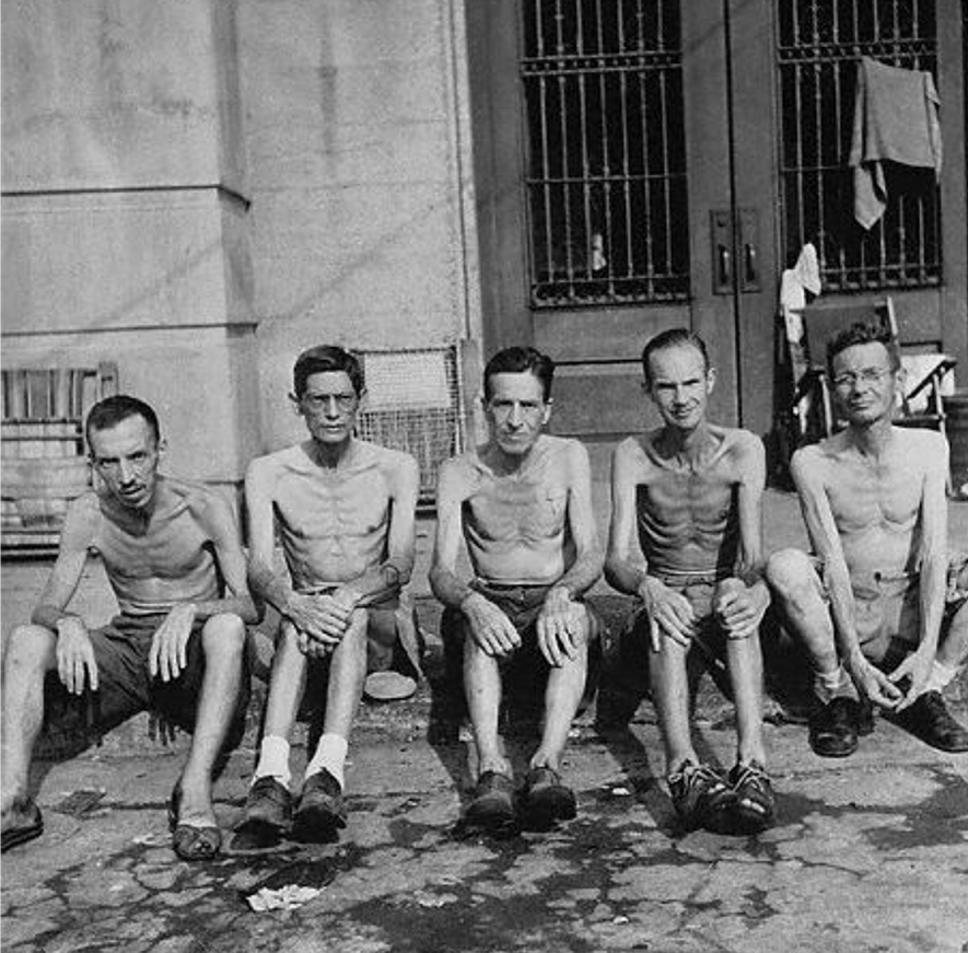 pow camp photos