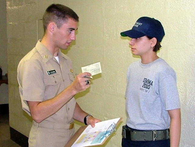 Merchant Marine Midshipman Pictures Volume 1 of 2