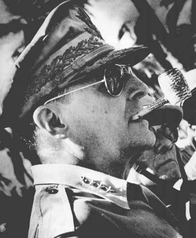 Douglas MacArthur was a