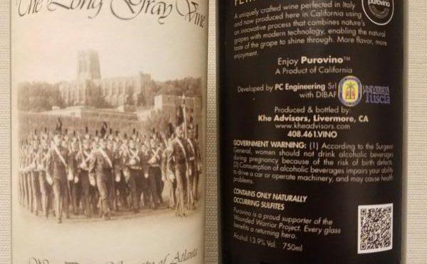 Long Gray Vine – proceeds to the JRPF