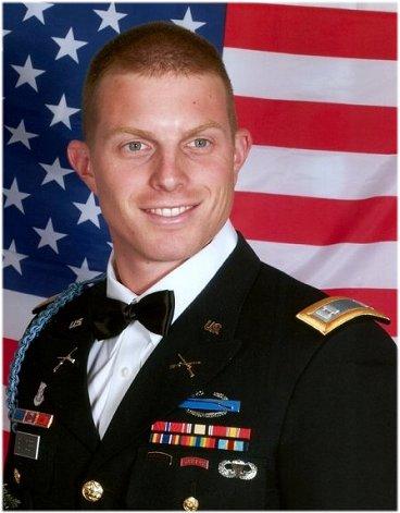 Kia Fort Pierce >> Capt. Adam P. Snyder USA (KIA)